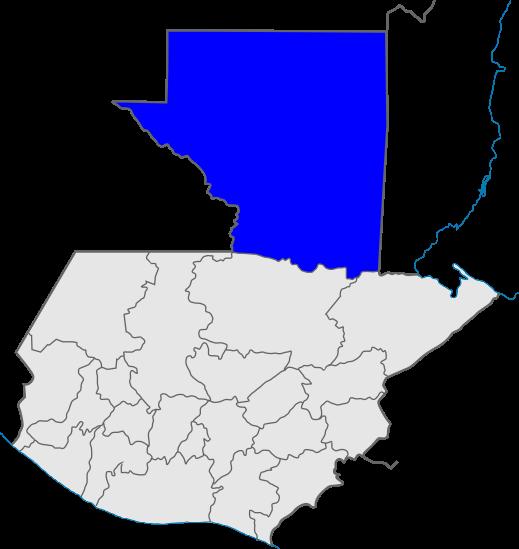 mapa distrito 15, Iglesia de Dios, Guatemala
