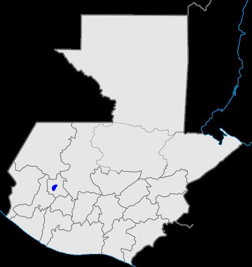 mapa distrito 16, Iglesia de Dios, Guatemala
