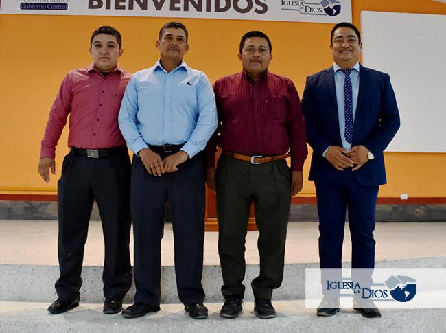 directiva distrito 2, Iglesia de Dios, Guatemala