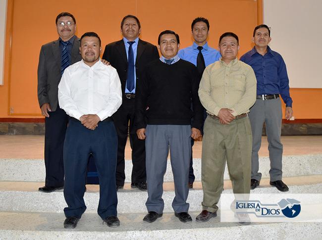 directiva distrito 4, Iglesia de Dios, Guatemala
