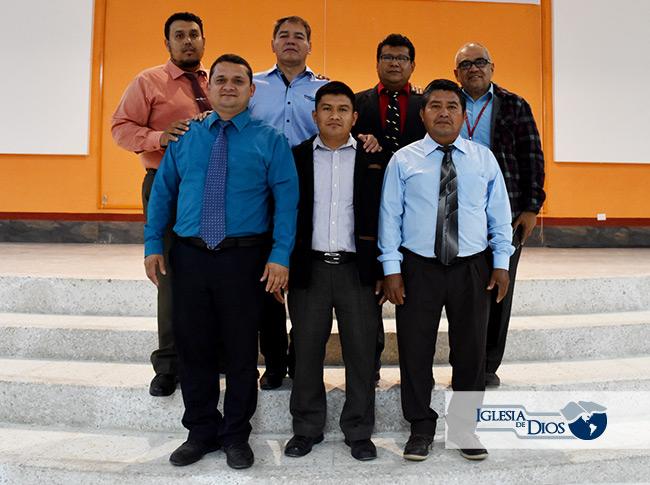 directiva distrito 13, Iglesia de Dios, Guatemala