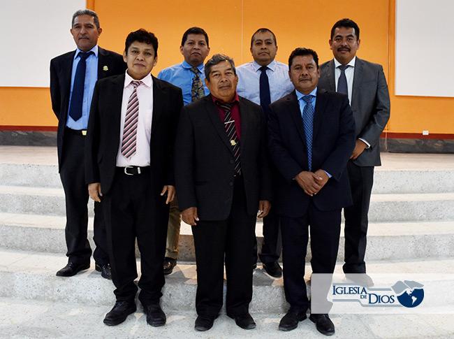 directiva distrito 14, Iglesia de Dios, Guatemala
