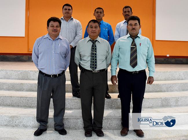 directiva distrito 15, Iglesia de Dios, Guatemala